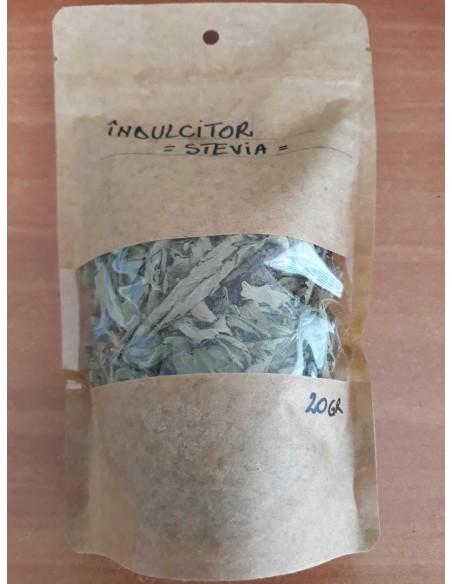Stevia rebaudiana - frunze uscate - 20gr